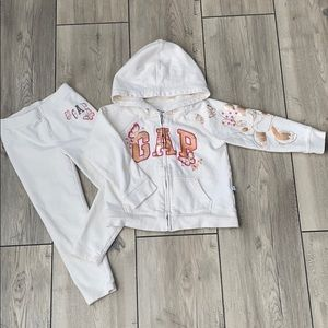 Gap Toddler Girl Two Peace Set Size 4T